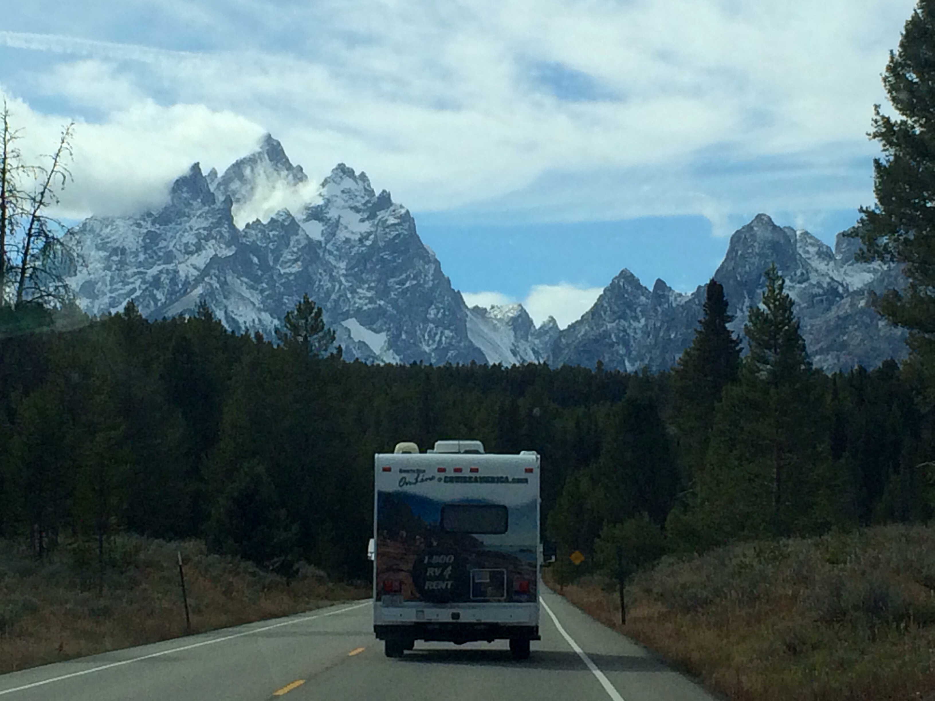 best RV trips for retirees