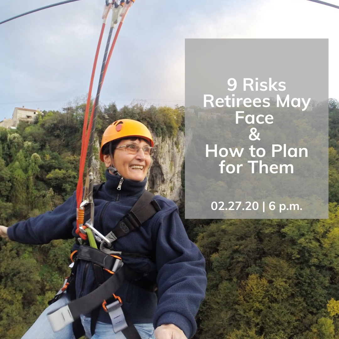Retirement Event in Tampa: Retirement Risks