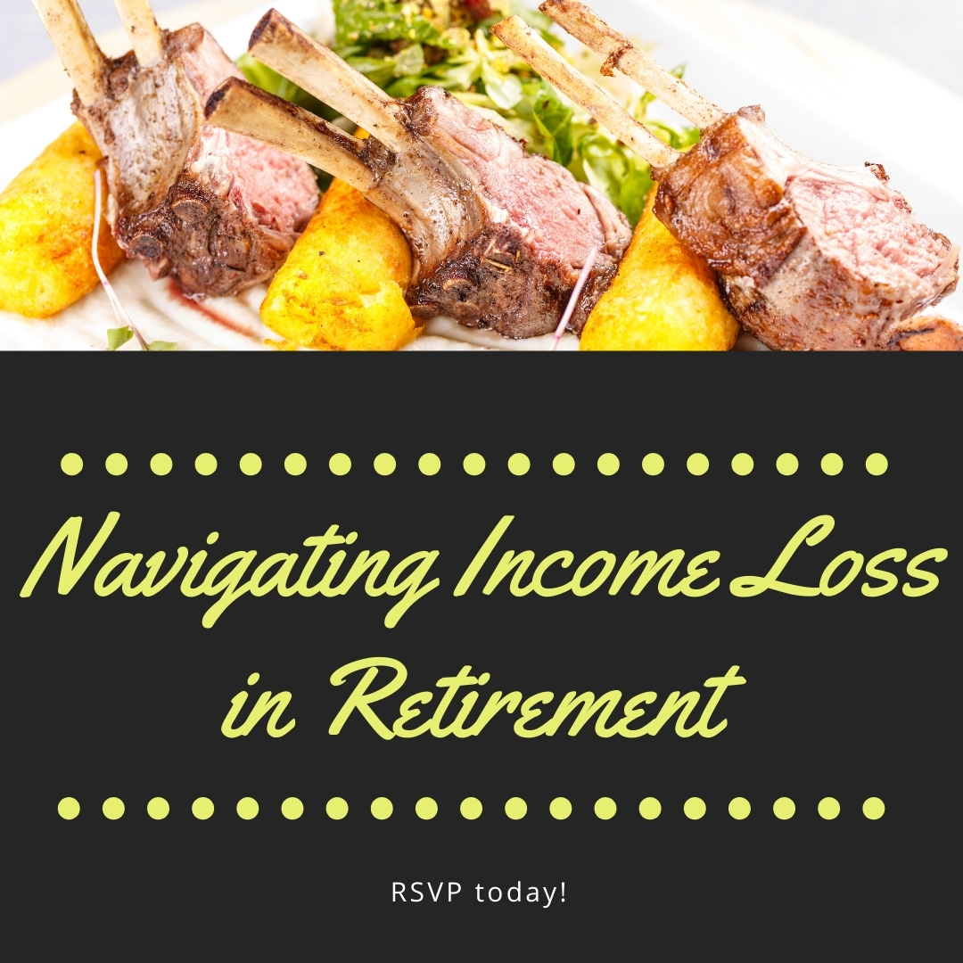 Navigating Income Loss in Retirement